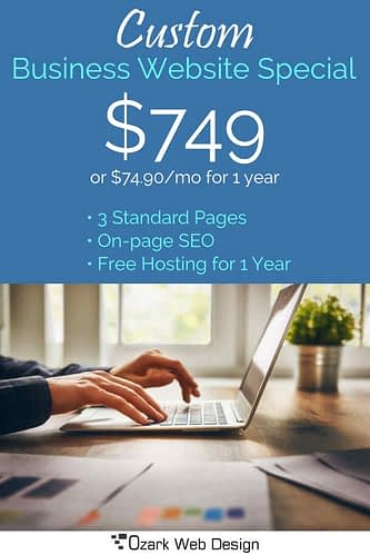 Get web design now at affordable monthly prices.