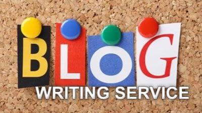 Professional Blog Writing Service